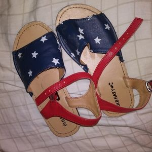 A Bundle of Girls Sandals size 10